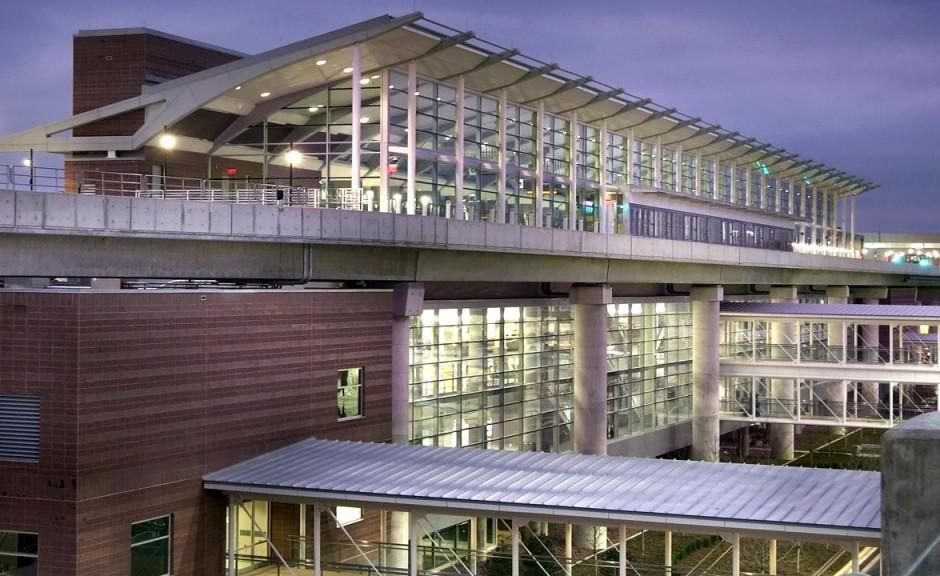 Hartsfield Jackson International Airport Conrac facility
