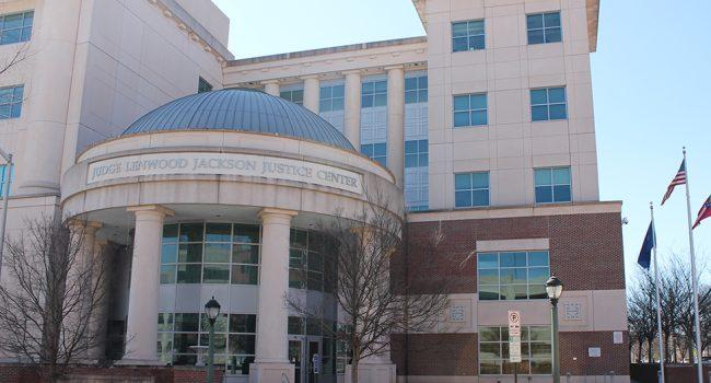 external picture of the Atlanta Municipal Court