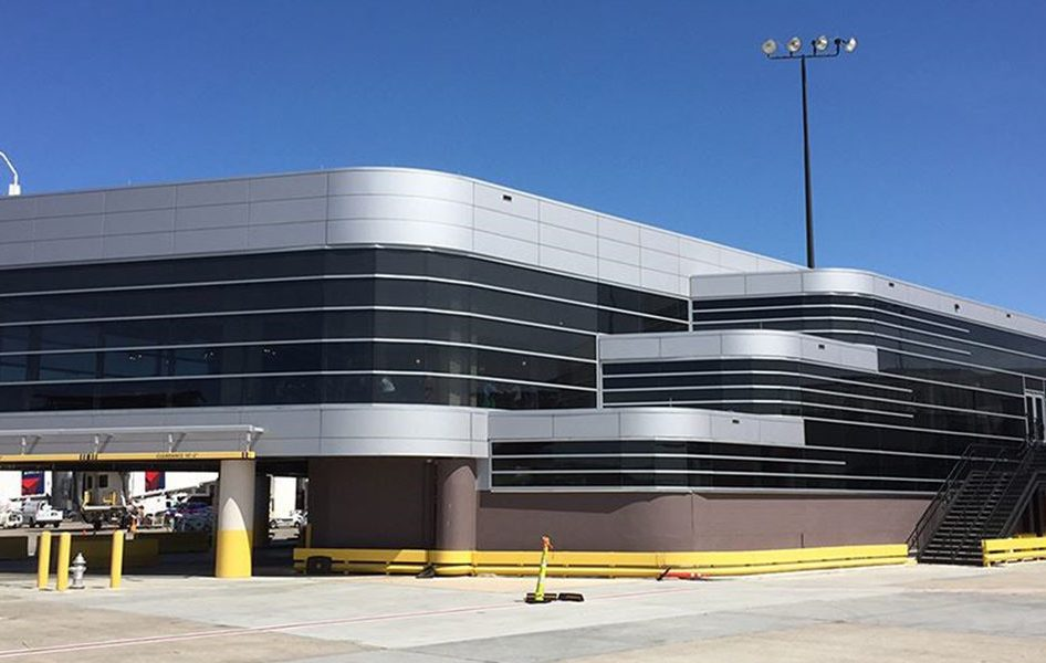 Hartsfield Jackson International Airport Concourse Window Upgrades
